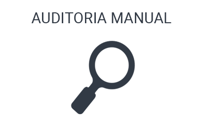 AUDITORIA MANUAL